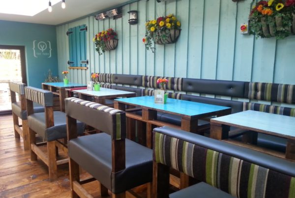 The Garden Room – The Yard Ilkley